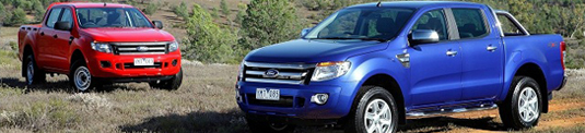 Promotion Ford Ranger Paques
